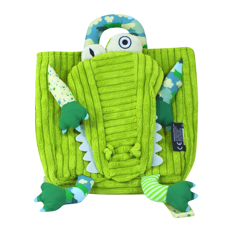Рюкзак детский DEGLINGOS Aligatos The Alligator, 35024