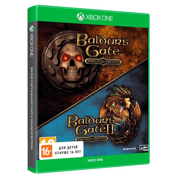 Игра Baldur's Gate & Baldur's Gate