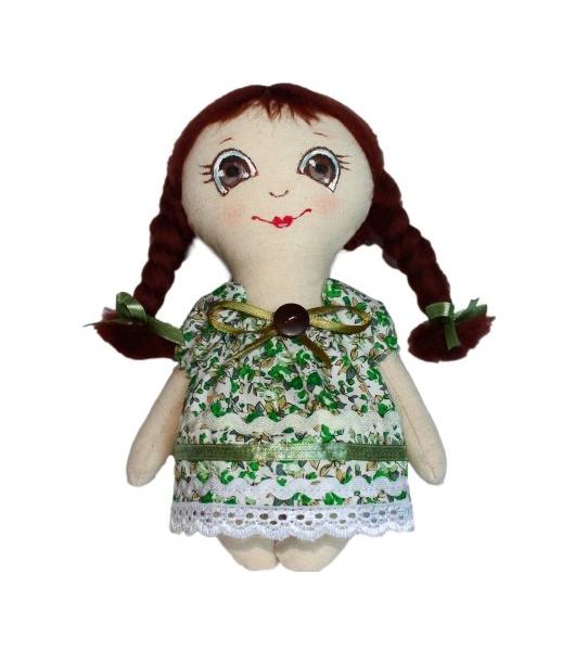 Купить Набор Для Изготовления Текстильной Игрушки Кустарь Любочка, Высота 22 См, Рукоделие