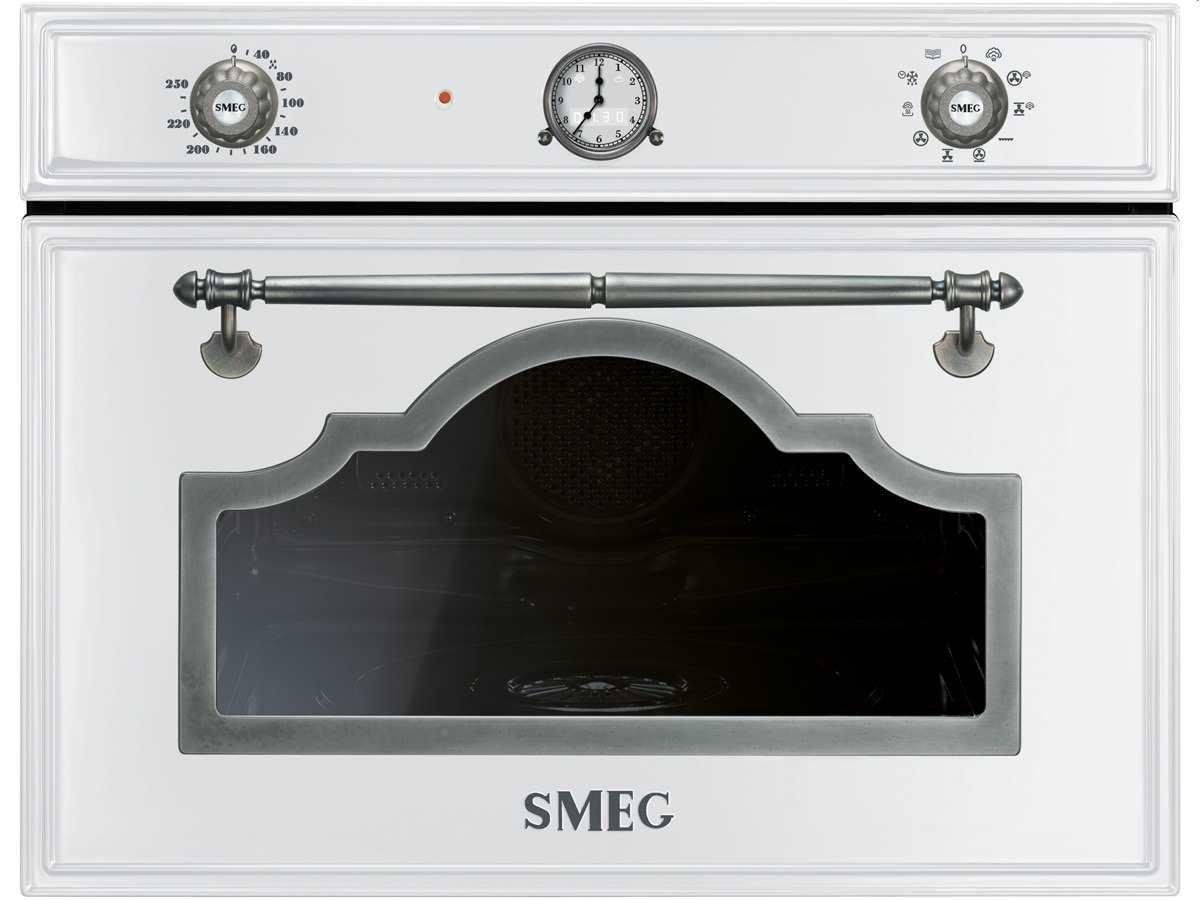 Встраиваемый электрический духовой шкаф Smeg SF4750VCBS