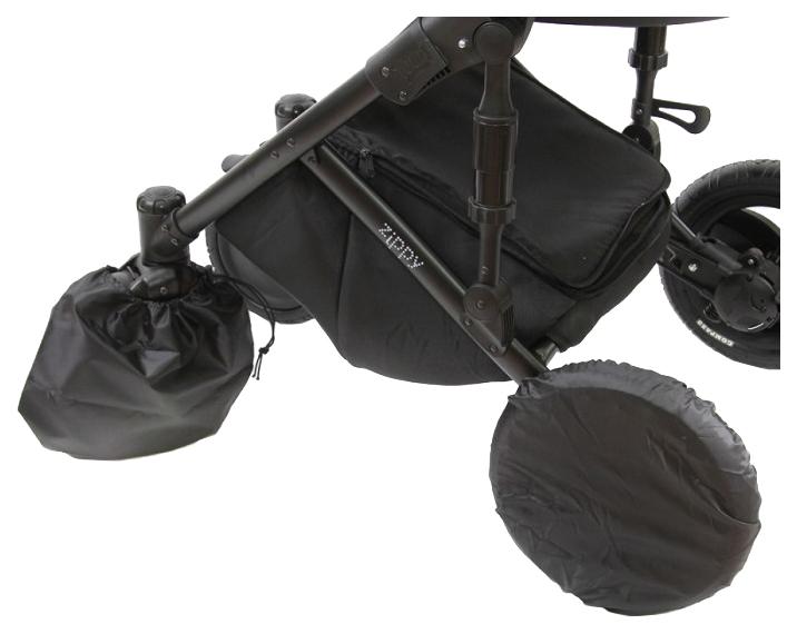 Купить BAMBOLA Чехлы на колёса для коляски с поворотными колесами (TUTUTIS, JAMPER) 122В, Чехлы на колеса коляски