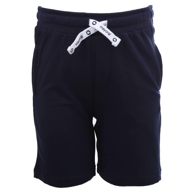 Купить Шорты MAYORAL, цв. темно-синий, 110 р-р, Детские брюки и шорты