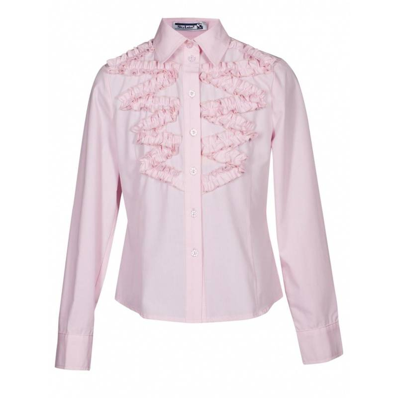 Купить ШФ-828, Блузка SkyLake, цв. розовый, 36 р-р, Блузки для девочек