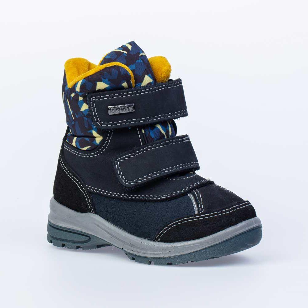 Мембранная обувь для мальчиков Котофей, 23 р-р