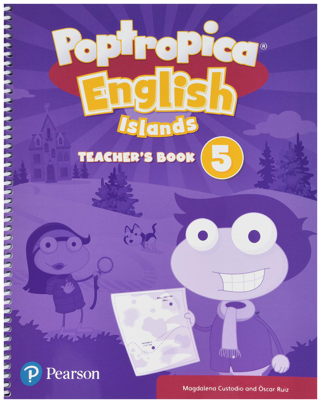 Poptropica English Islands. Level 5. Teacher\'s Book with Online World Access Code and Test