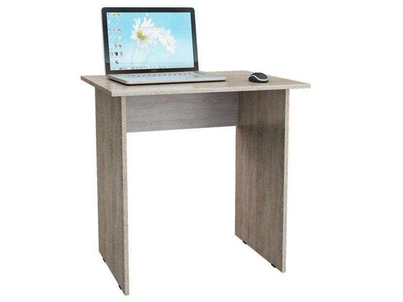 Письменный стол для ноутбука МФ Мастер Милан-2 Дуб Сонома