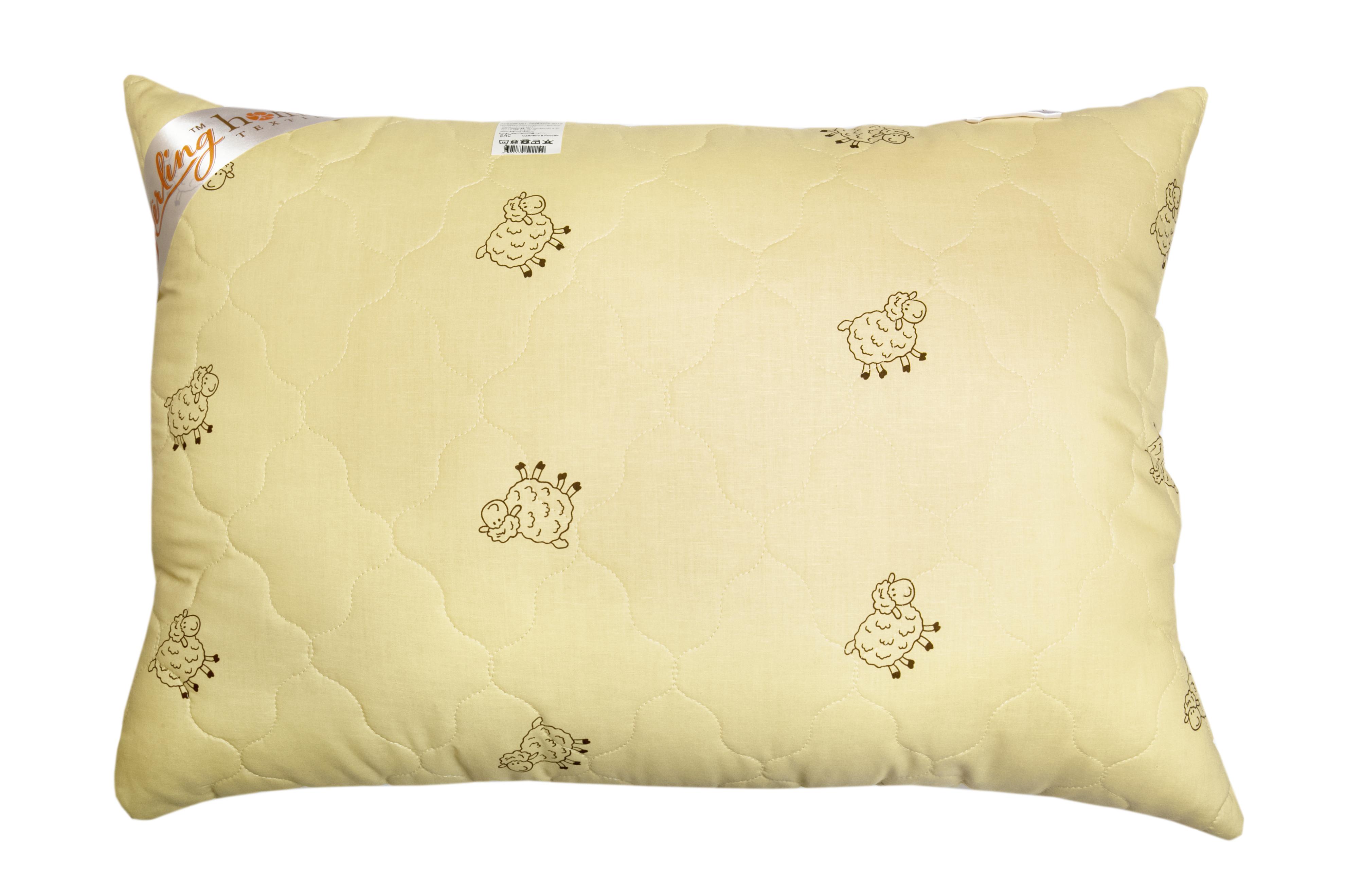 Подушка Sterling Home Textile Овечка 70x70 см фото