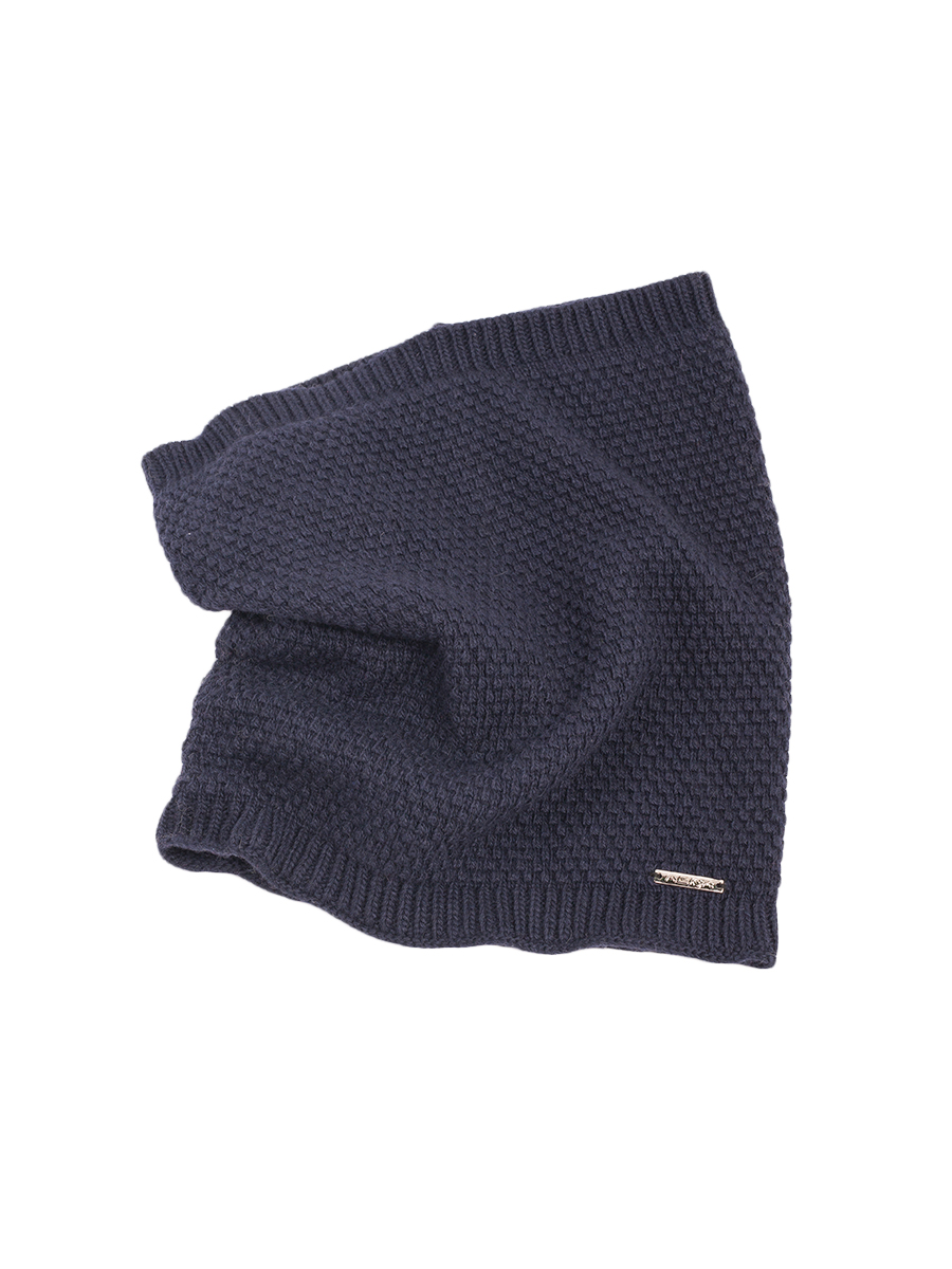 Купить Снуд детский ALEKSA р.48-56 цв. темно-синий, Детские шапки и шарфы