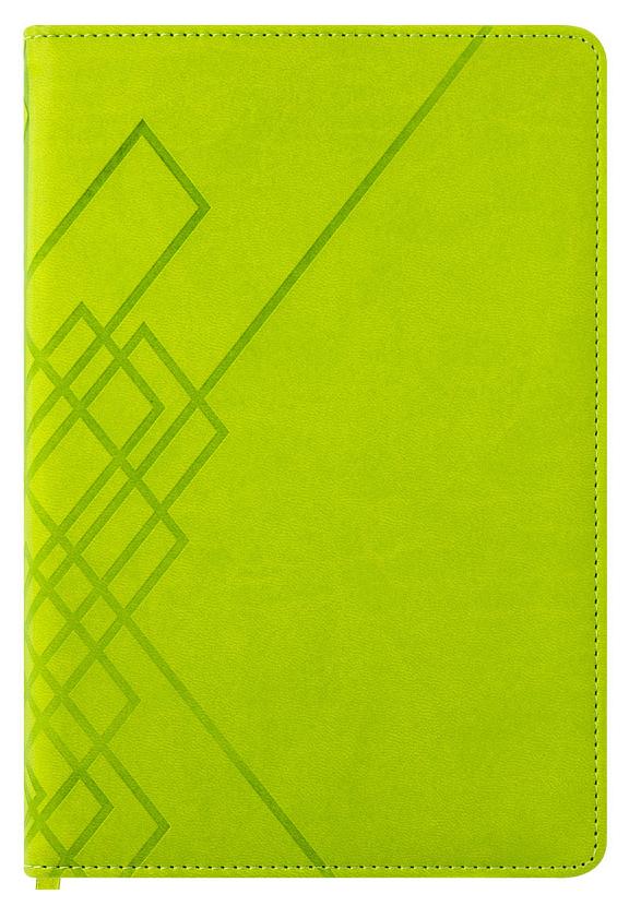 Ежедневник датированный на 2020 год Index Line, А5, 176 листов, линия, салатовый