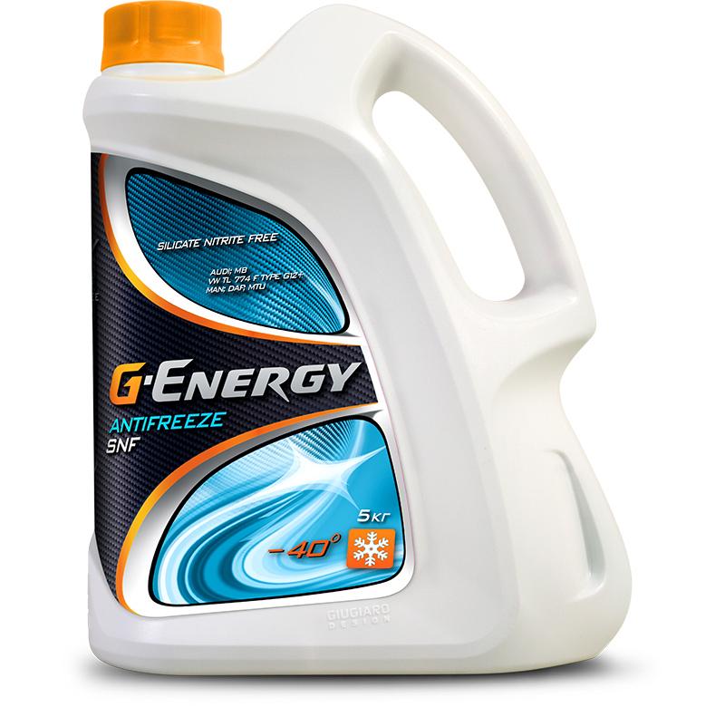 Антифриз G Energy Antifreeze SNF 40 кан.5