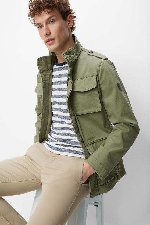 Куртка мужская Marc O'Polo 029670370/435 зеленая L