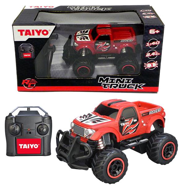 Радиоуправляемая машинка Taiyo Мини Внедорожник Racer 400002A
