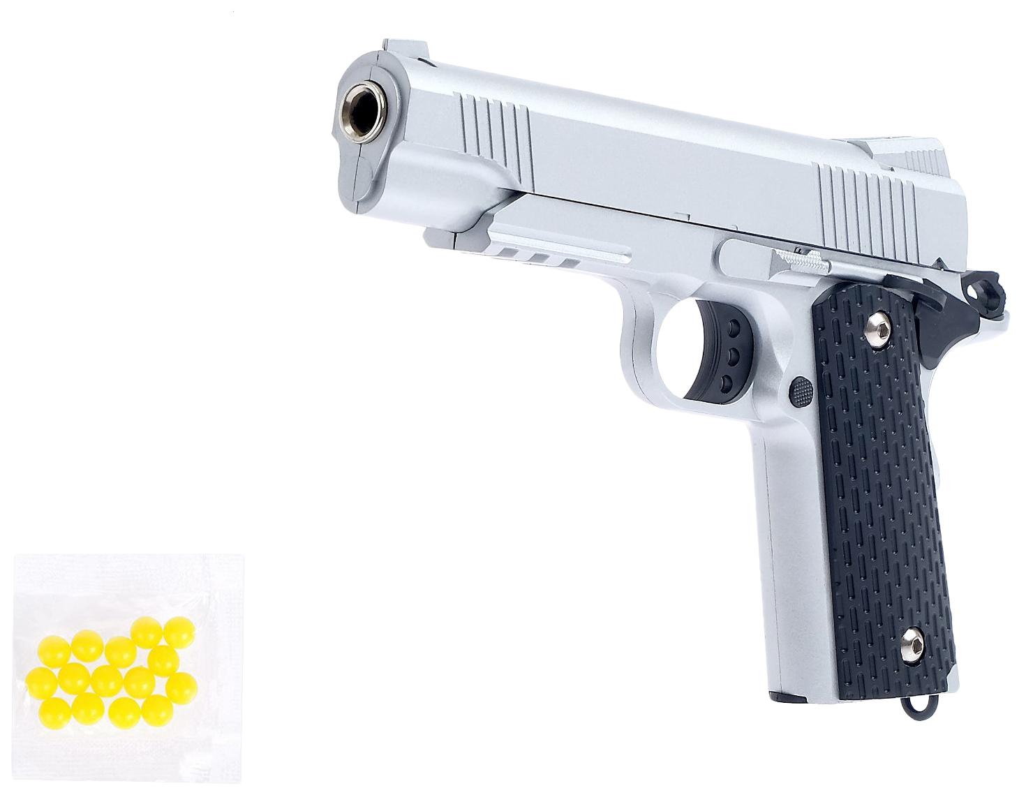 Пистолет Sima-land Стрелок 4038487
