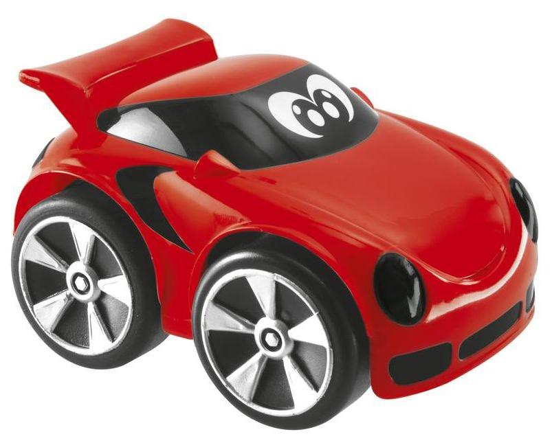 Купить Мини-машинка Chicco Turbo Touch Redy Красный, Игрушечные машинки