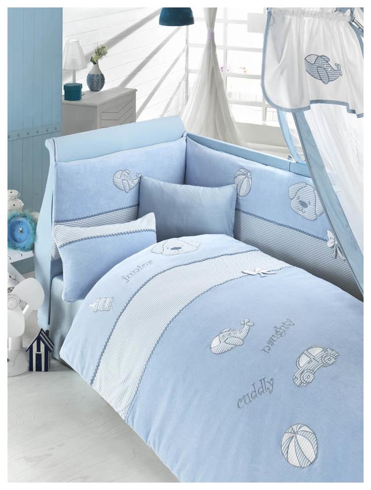 Комплект детского постельного белья Bebe Luvicci My Bonny