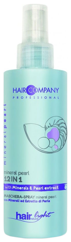 Купить Спрей для волос Hair Company Hair Light Mineral Pearl 12 in 1 150 мл