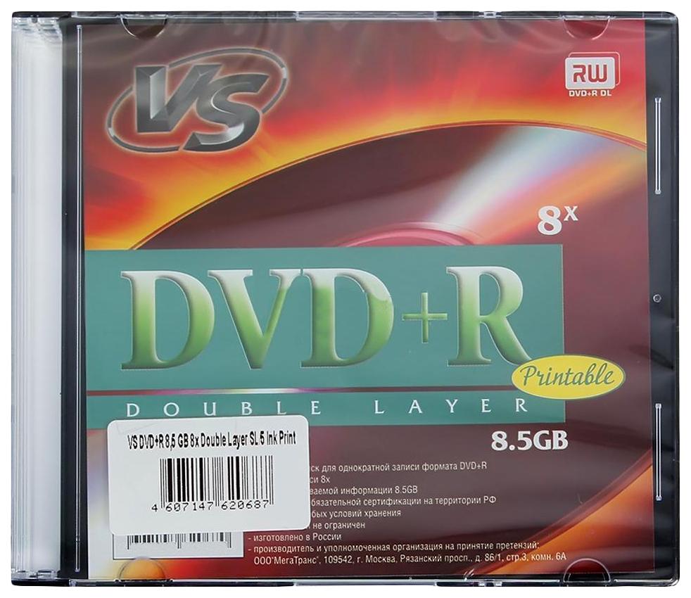 Диск VS VSDVDPRDLSLPR01