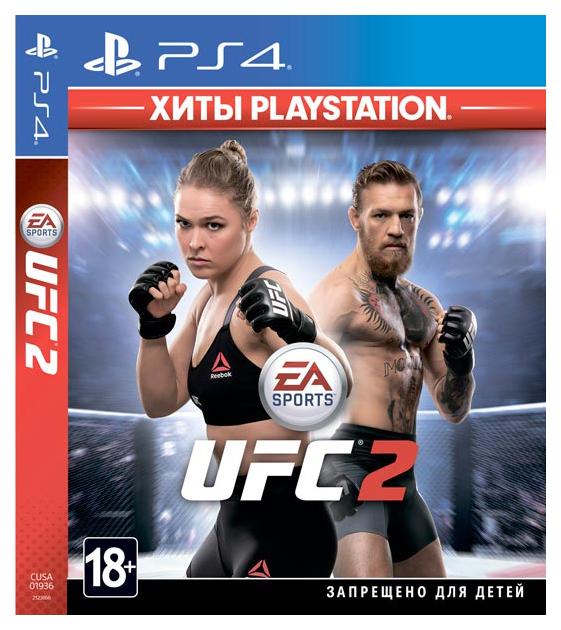 Игра UFC 2 Hits для PlayStation 4