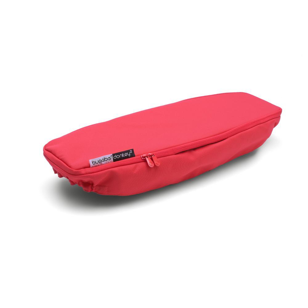 Купить Чехол для боковой корзины BUGABOO Donkey 2 Neon red, Комплектующие для колясок