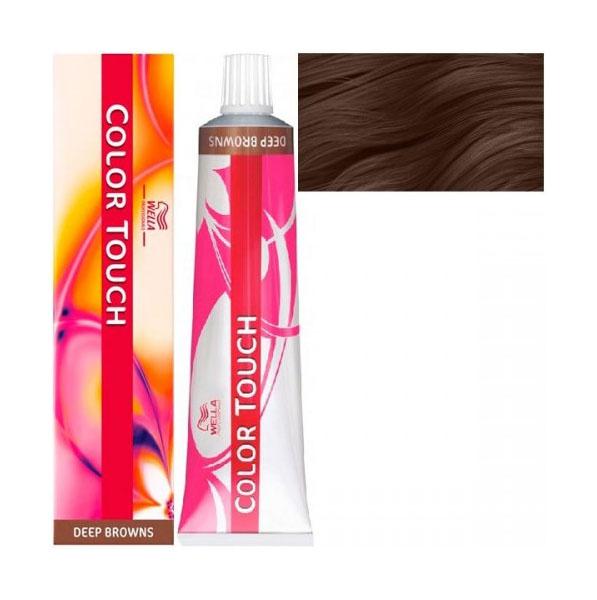 Купить Краска для волос Wella Professionals COLOR TOUCH 6/71 Королевский соболь 60 мл