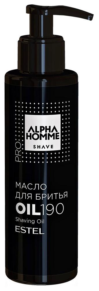 Масло для бритья Estel Professional Alpha Homme Shaving Oil 190 мл