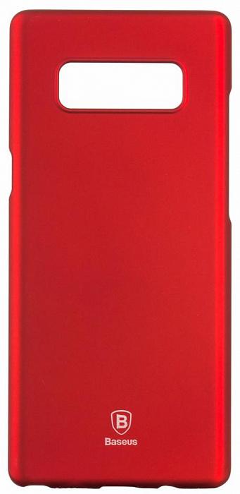 Чехол-накладка Baseus Thin Case (WISANOTE8-ZB09) для Samsung Galaxy Note 8 (Red)