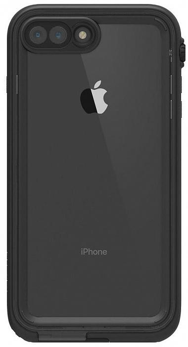 Водонепроницаемый чехол Catalyst Waterproof для iPhone 8 Plus (Stealth Black)