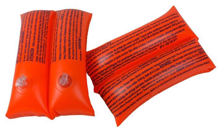 Надувные нарукавники Arm Bands Intex фото