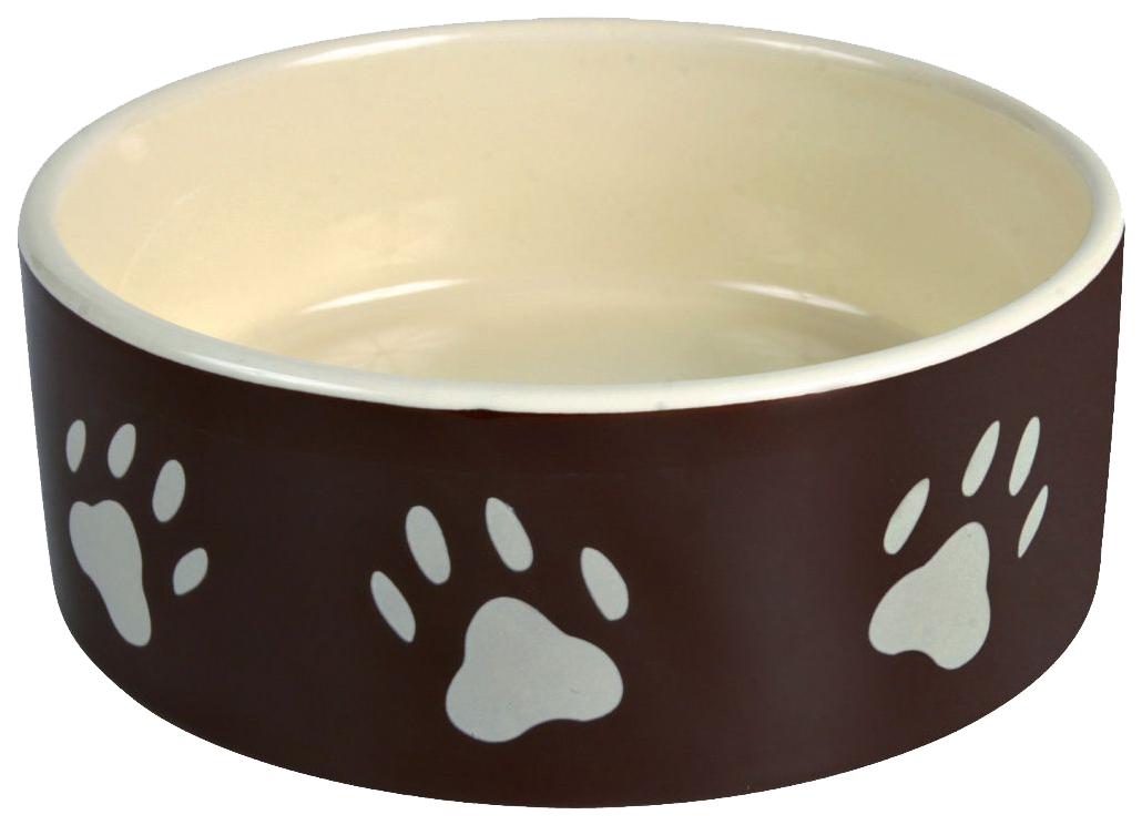 Одинарная миска для кошек и собак TRIXIE,