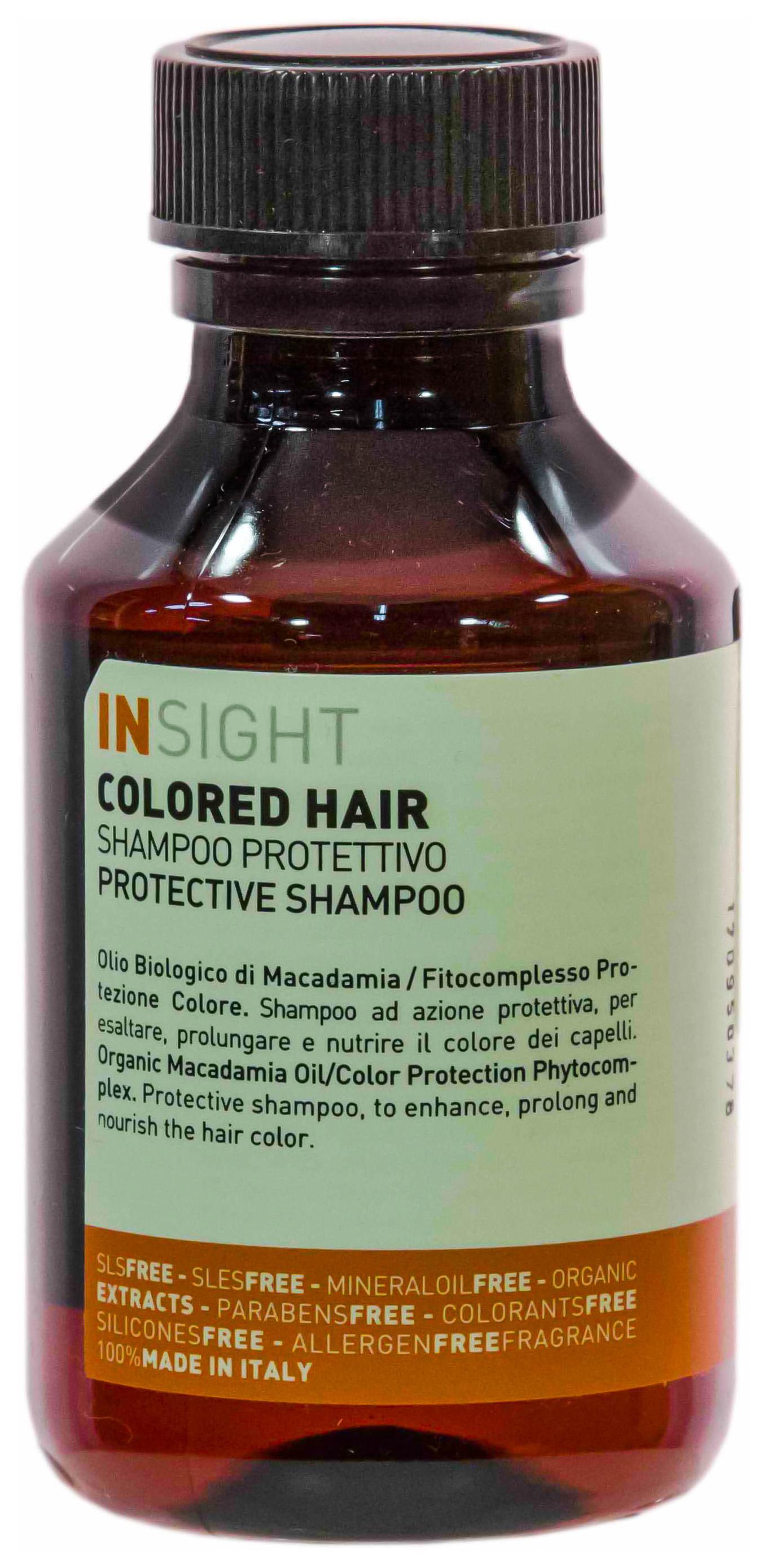 Шампунь Insight Colored Protective 100 мл