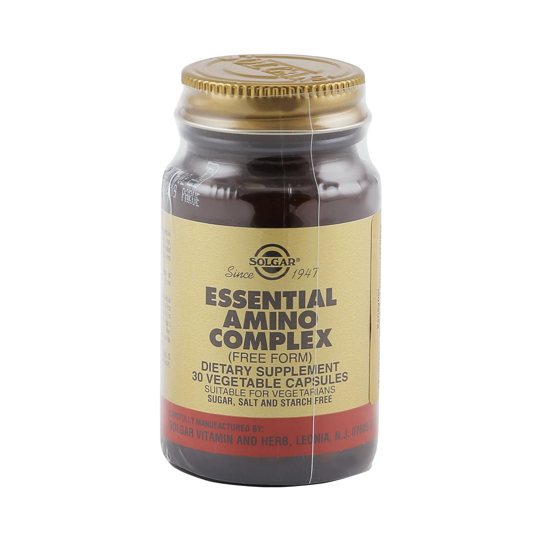 Комплекс основных аминокислот капсулы 30 шт. Solgar