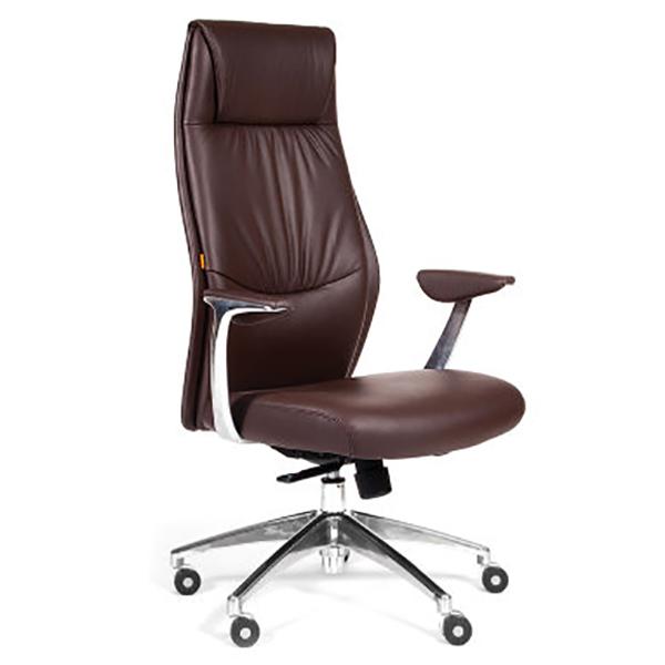 Офисное кресло CHAIRMAN VISTA 00-07001032, коричневый