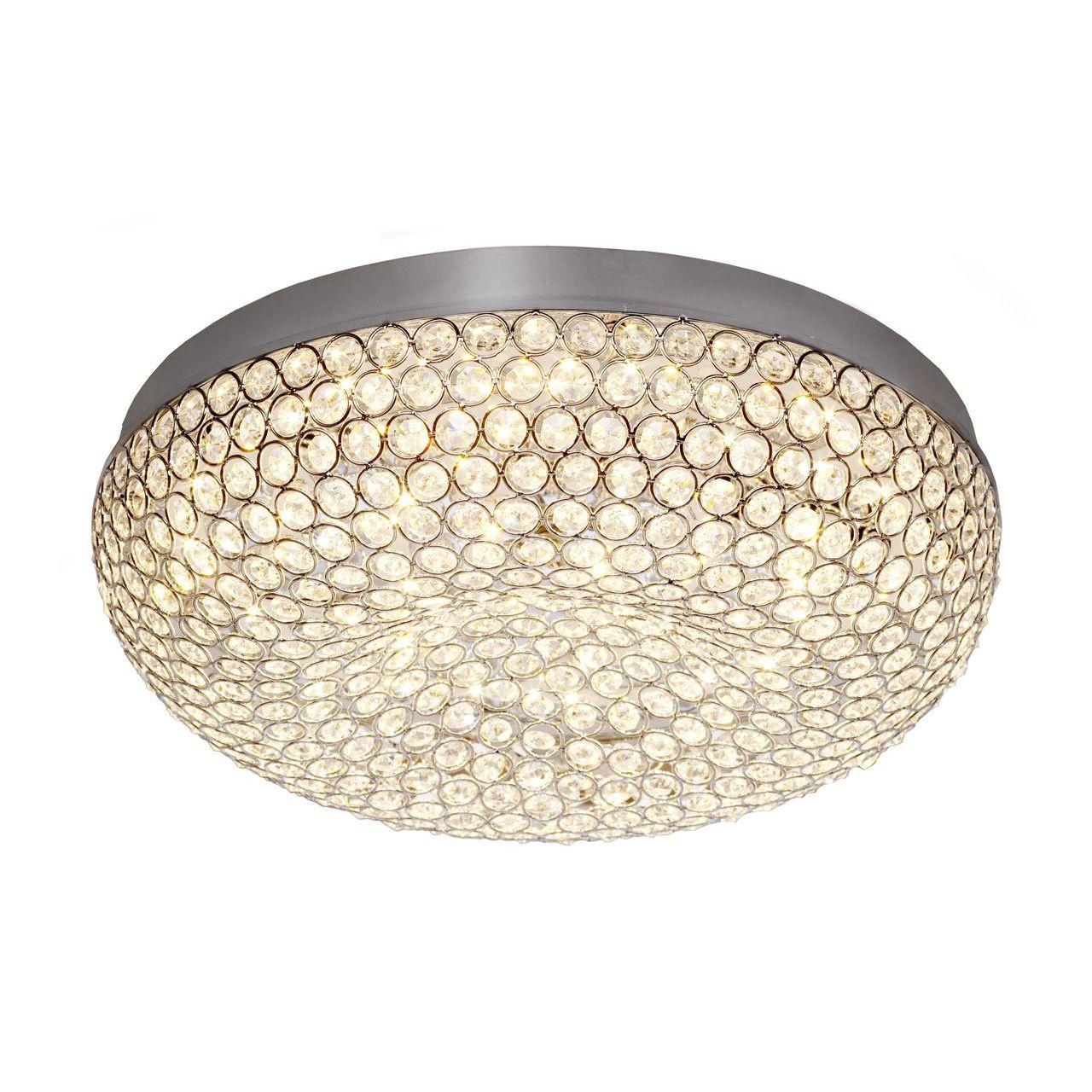 Потолочный светодиодный светильник Silver Light Status 841.42.7
