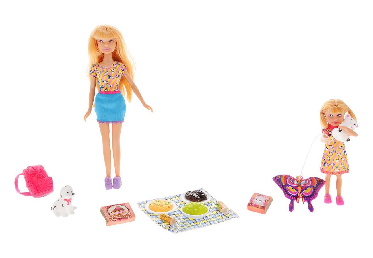 Купить Игровой набор Defa Lucy Пикник на открытом воздухе 8282, Игровые наборы