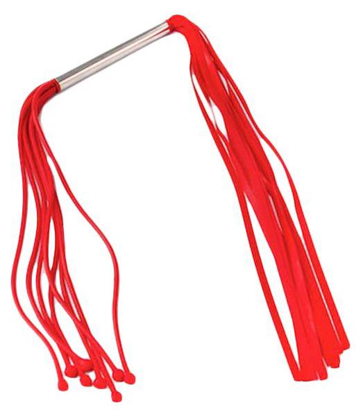 Плеть СК-Визит двусторонняя красный фото