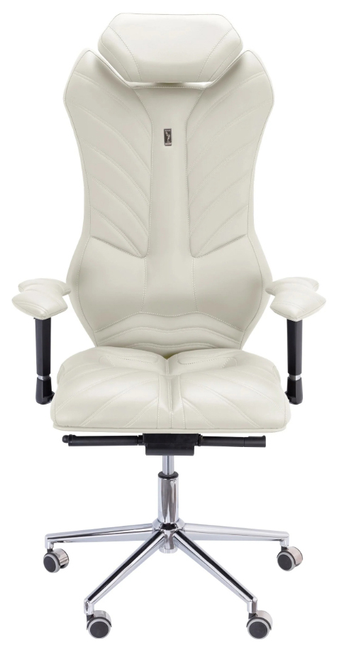 Игровое кресло Kulik System Monarch 205, белый фото