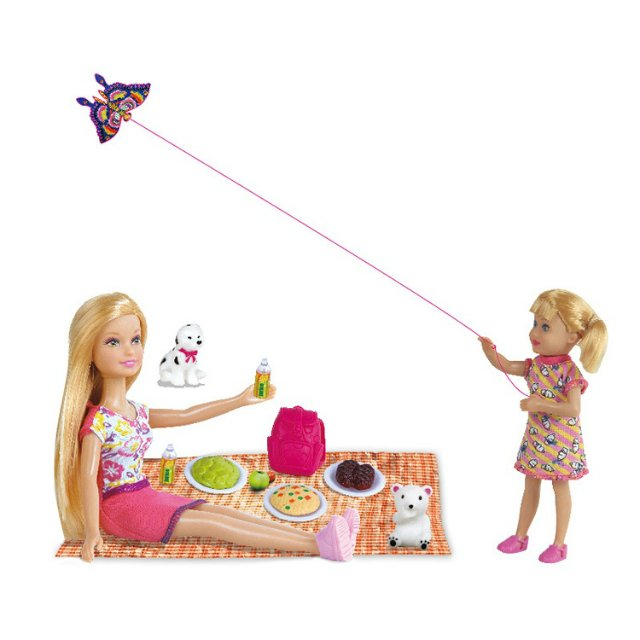 Игровой набор Defa Lucy Пикник на открытом воздухе 8282
