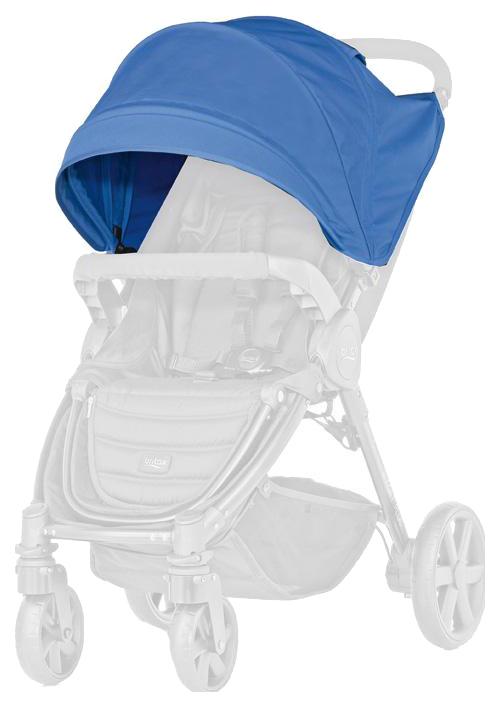 Купить Капор Britax Ocean Blue для B-Agile/B-Motion 4 Plus 2000023136, Britax Romer, Капюшоны на коляску