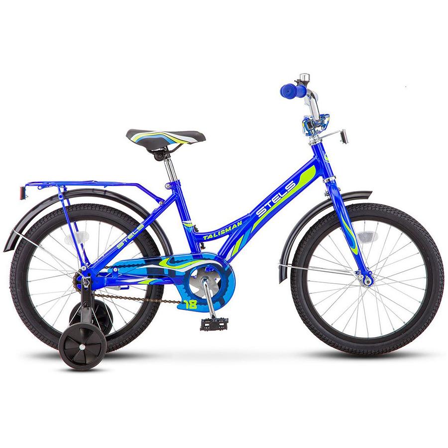 Велосипед Stels 14 Talisman Z010 LU088191 Синий