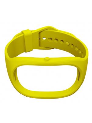 Ремешок для фитнес-браслета HEALBE GoBe 2 Yellow