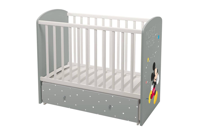 Кровать трансформер детская Polini Disney baby