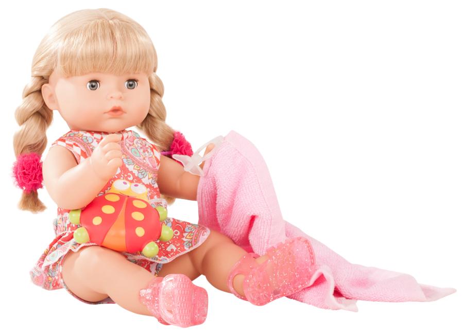 Gotz Кукла блондинка макси аквини Gotz 1818242 фото
