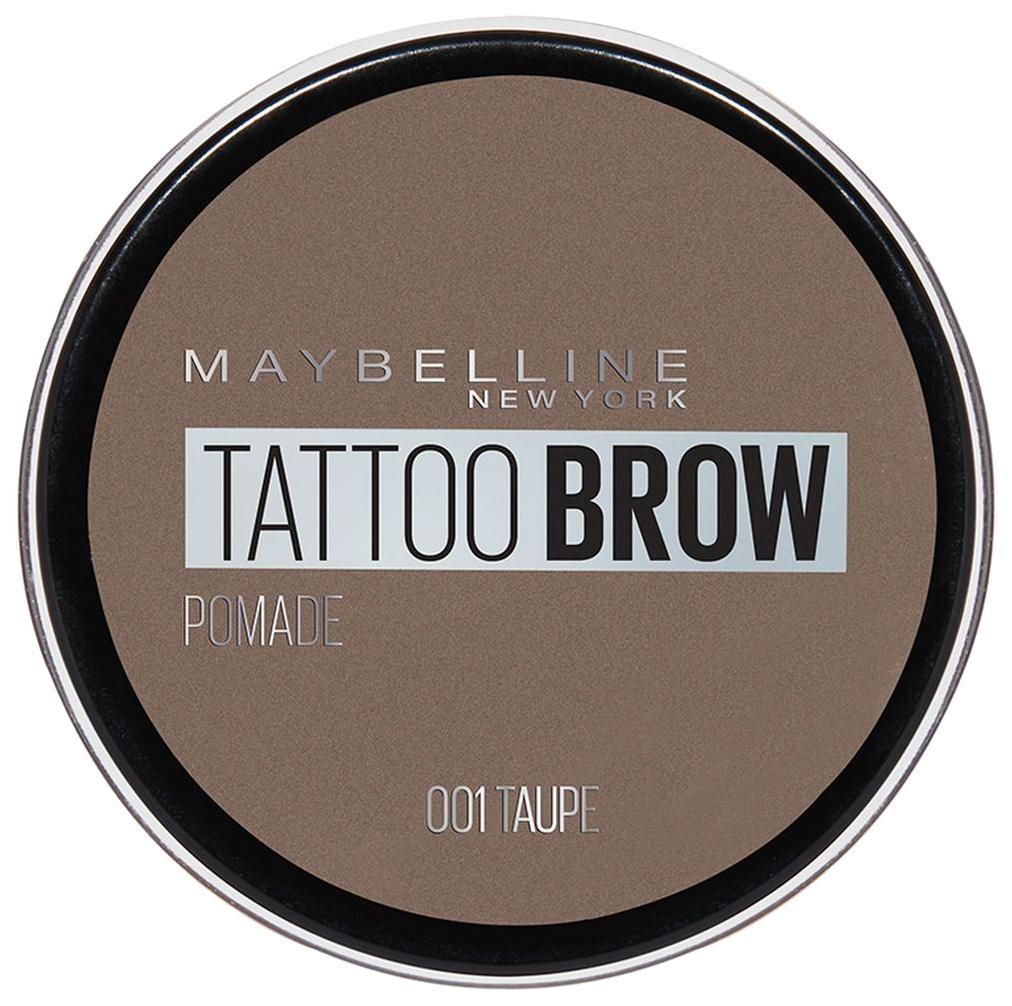 Помада для бровей Maybelline Brow Pomade 001 Taupe