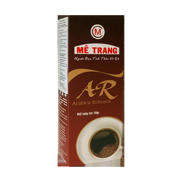 Кофе вьетнамский молотый Me Trang арабика робуста 250 г фото