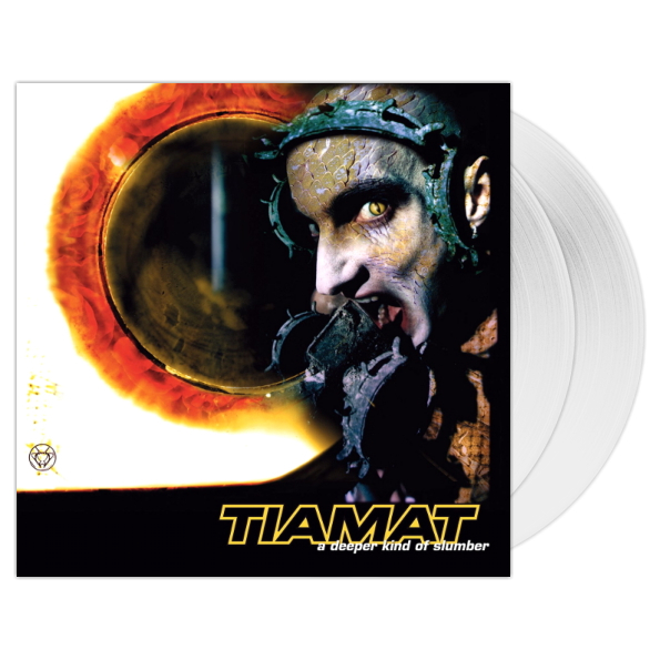 Tiamat A Deeper Kind Of Slumber (Limited Edition)(Coloured Vinyl)(2LP), Медиа  - купить со скидкой