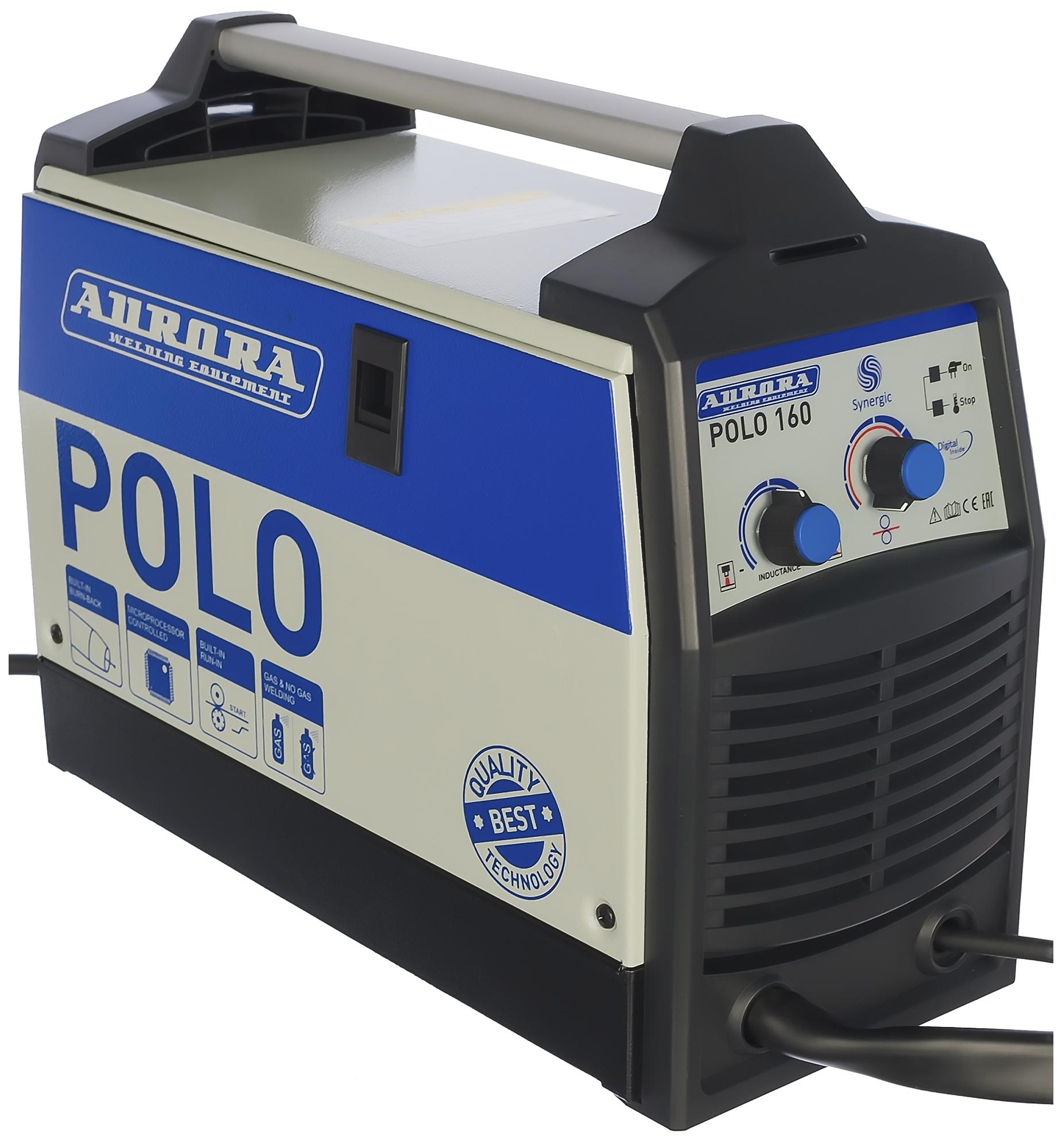 Сварочный полуавтомат инвертор Aurora POLO 160