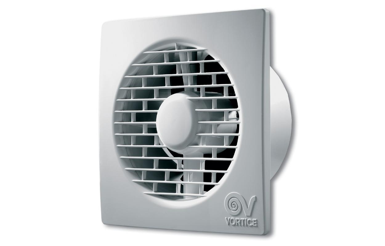 Вентилятор вытяжной Vortice Punto Filo MF 100/4 11123VRT