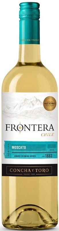 Вино Concha y Toro Frontera Moscato фото