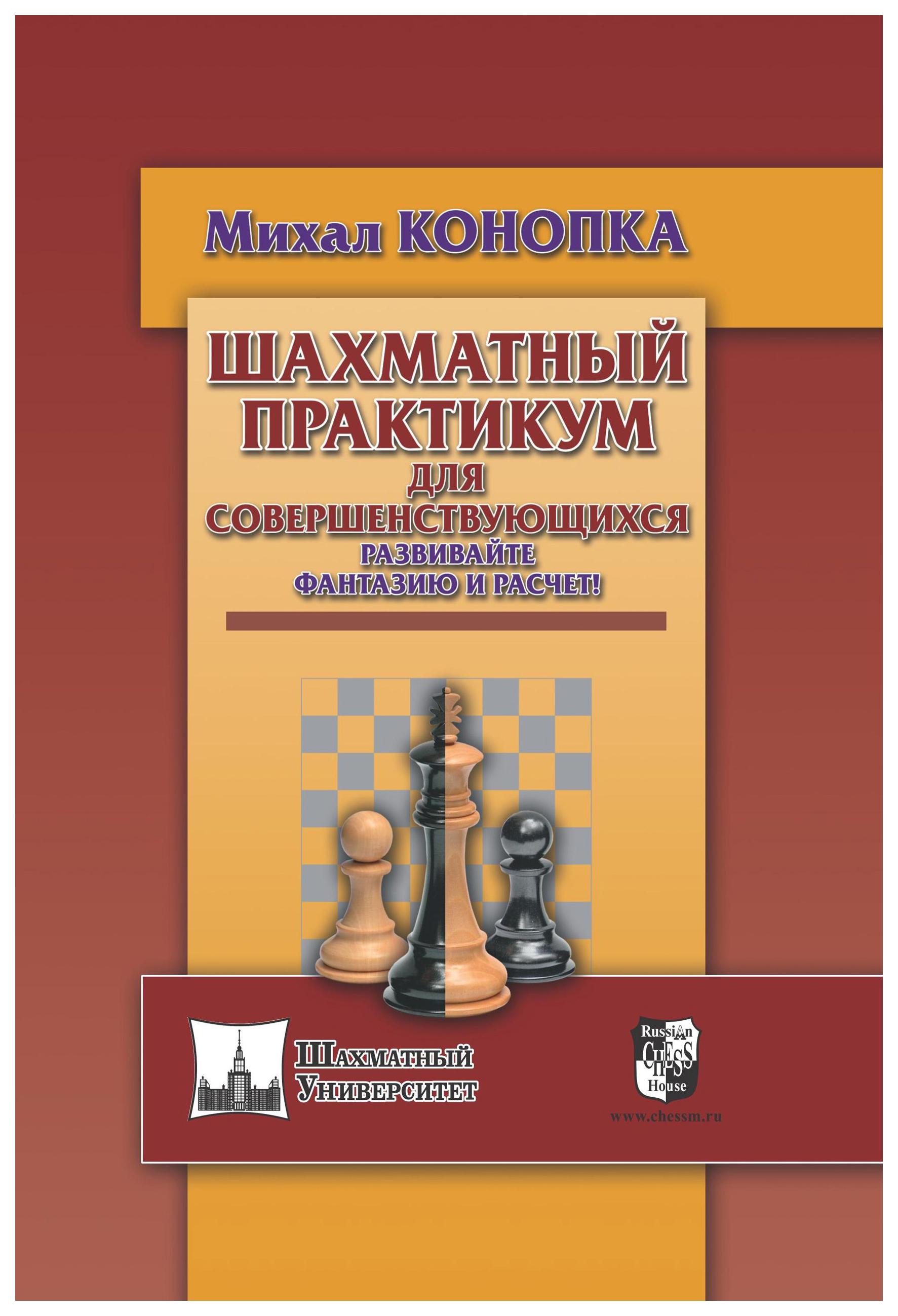 Шахматный практикум для совершенствующихся. Развивайте фантазию и расчет! фото