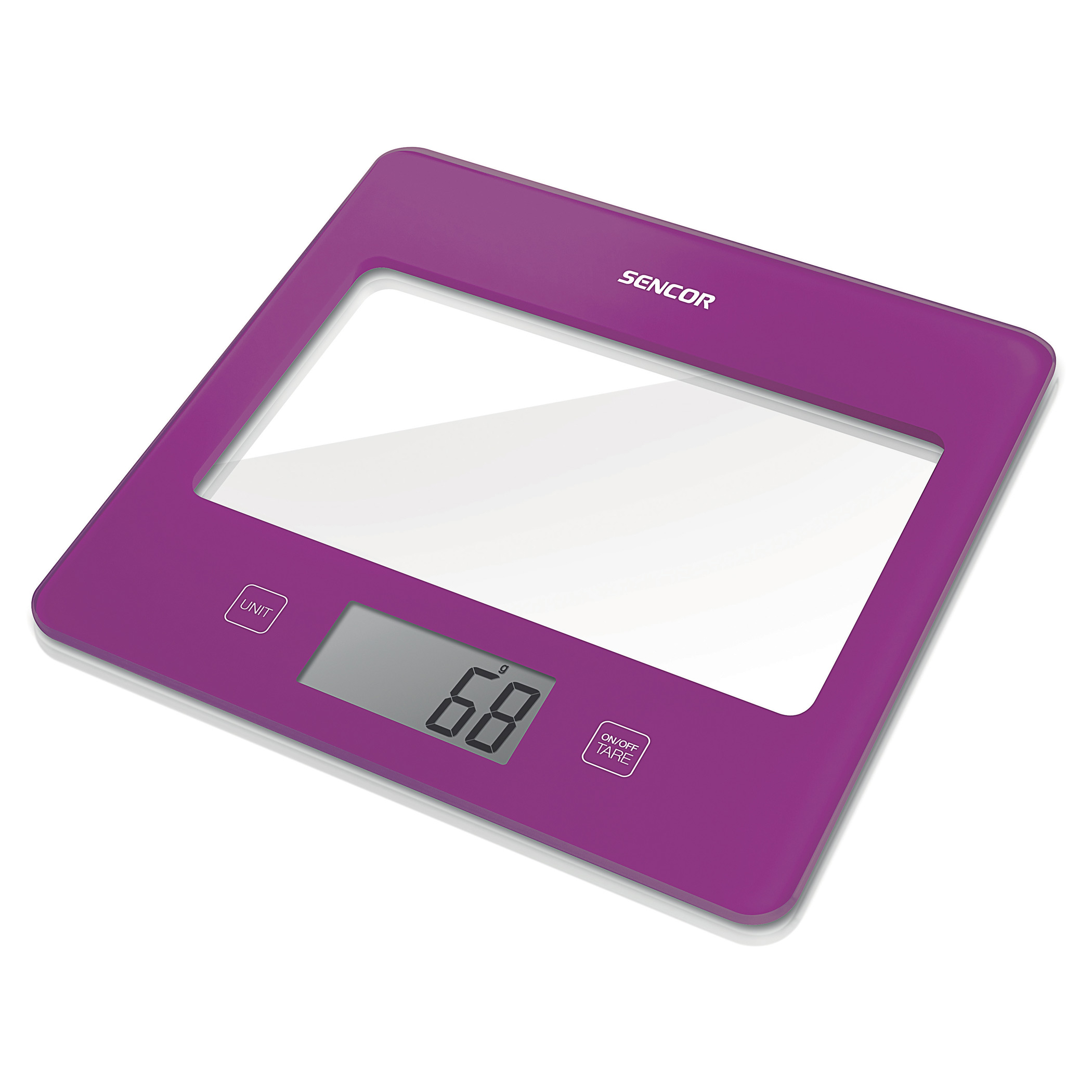 Весы кухонные Sencor SKS 5025VT